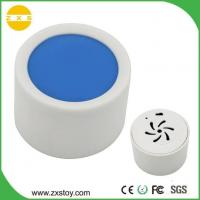 Buy cheap ABS Round Shaped Sound Recordable Box for Drug Reminder with Push Button from wholesalers