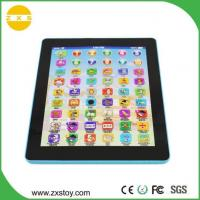 Buy cheap Plastic Educational Learning Touch Tablet Speaking Machine for Kids from wholesalers