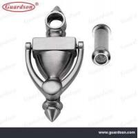 Buy cheap Zinc Alloy Door Knocker with 160  Door Viewer (306009) from wholesalers