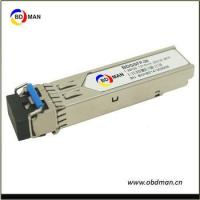 Buy cheap GLC-LH-SM 1310nm 20km 1000BASE-LX/LH SFP Transceiver Module from wholesalers
