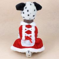Buy cheap Dogs Colorfulhouse Christmas Dog Dress Cute Pet Costumes Pet Apparel for Small Dogs (S) from wholesalers