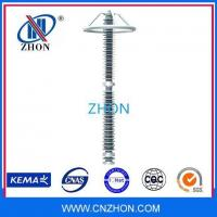 Buy cheap 220kV Station Class 3 MOA Zinc Oxide Surge Arrester/Lightning Arrestor with KEMA from wholesalers