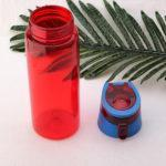 Buy cheap Plastic 800ml water bottle with nice shape bpa free customized color from wholesalers