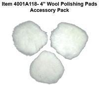 Buy cheap Lanes Wool Polishing Pads Accessory Pack - WEN4001A118 from wholesalers