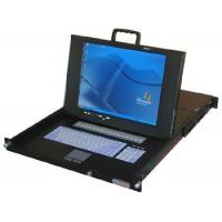 Buy cheap LCD Monitor Keyboard KVM Drawers #SMA-160 / #SMA-160K8 / #SMA-160K16 from wholesalers