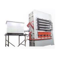 Buy cheap DOOR Veneering Press Machine from wholesalers