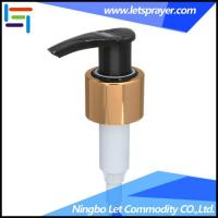 Buy cheap Left-right lotion pump LR-01A product