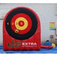 Buy cheap Hot Inflatable Football Target Darts Shooting Ball Soccer Football for Game from wholesalers