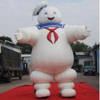 Buy cheap Inflatable Stay Puft Marshmallow Man Balloon 20ft from wholesalers