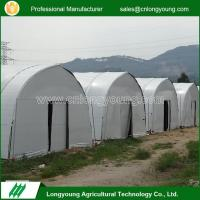 Buy cheap Low cost professional agriculture mushroom greenhouse with ISO 9001 certification from wholesalers