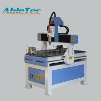 Buy cheap mini cnc router cutting machine with Vacuum table ABG6090 from wholesalers