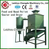 Buy cheap Vertical Type Wood Animal Feed Pellet Cooler from wholesalers