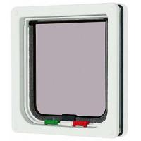 Buy cheap Cat Mate 4 Way Locking Cat Flap, White from wholesalers