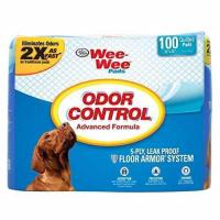 "Buy cheap 100 Ct 22 "" inch X 23"" inch - Four Paws Wee-Wee Odor Control Pads product"