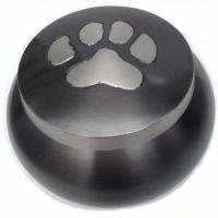 Buy cheap Slate with Pewter Paws Large product