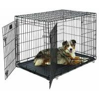 Buy cheap MidWest Life Stages Folding Metal Dog Crate from wholesalers