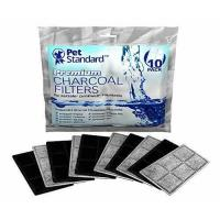 Buy cheap Premium Charcoal Filters for PetSafe Drinkwell Fountains, Pack of 10 from wholesalers