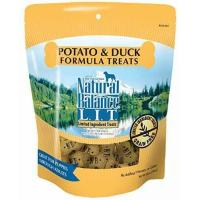 Buy cheap Natural Balance L.I.T. Limited Ingredient Dog Treats, Grain Free, Potato & Duck Formula, 28-Ounce from wholesalers