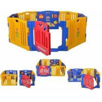 Buy cheap Baby Playpen Kids 8 Panel Safety Play Center Yard Home Indoor Outdoor New Pen from wholesalers