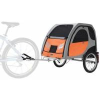 Buy cheap PetEgo Comfort Wagon Dog Bike Trailer WITH SUSPENSIONS- Large - 35L x 26W x 24H from wholesalers