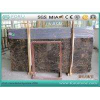 Buy cheap Spanish Marron Emperador Brown Marble Direct from Marble Slabs Factory from wholesalers