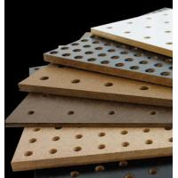Buy cheap Melamine faced Wood Pegb from wholesalers