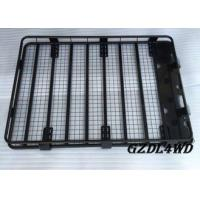 Buy cheap Heavy Duty 4runner Roof RackSystem , Steel Powder Coating Car Top Carrier from wholesalers