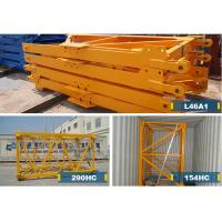 Buy cheap Liebherr Tower Crane Mast Section For Sale from wholesalers
