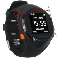 Buy cheap Wholesale GSM Watch Phone GPS 1.44 LCD Tracking Positioning Wristband Watches from wholesalers