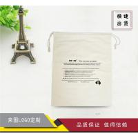 Buy cheap Cotton drawstring bag/Cotton bundle bag/cotton storage bag/cotton bag from wholesalers