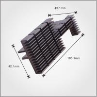 Buy cheap Made in China 2016 6000 series aluminum power heatsink from Wholesalers