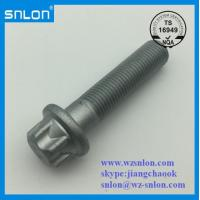 Buy cheap Six Point Flange Bolt Dacromet Coating from wholesalers