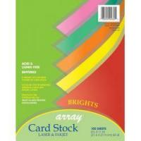 Buy cheap Classroom & Office Array Card Stock from wholesalers