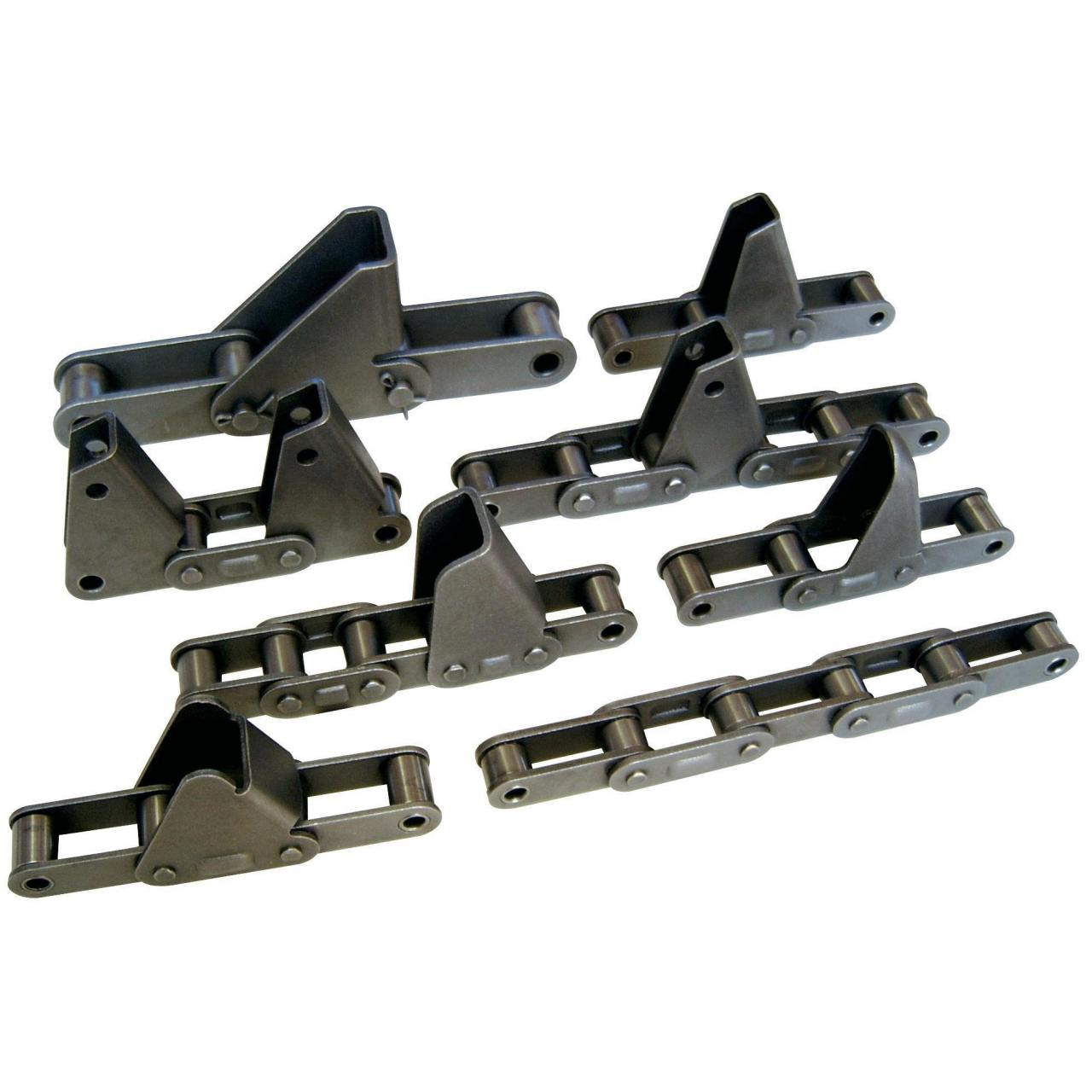 Buy cheap Chains DOUBLE PITCH CHAIN ATTACHMENT from wholesalers