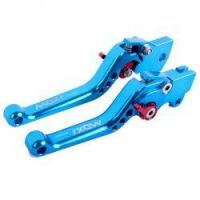 Buy cheap Motorcycle Accessories Ox Horn Brake For Yamaha 100 Blue from wholesalers