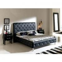 Buy cheap Urban Concord Platform Bed | Flat Footboard | Flat Panel Drawers | Caramel Latte from wholesalers