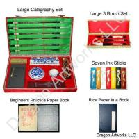 Buy cheap Chinese Calligraphy Kit from wholesalers