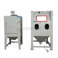 standard manual suction sandblast cabinet in common use for a wide array of parts (1010A)