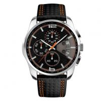 Buy cheap Luxury Alloy Black Dial Watches for Mens Heavy Metal Wrist Watch from wholesalers