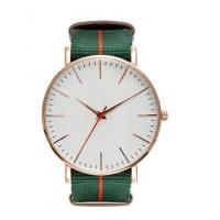 Buy cheap Nato Strap UK Buy Rose Gold Stainless Steel Mens Dress Watches from wholesalers