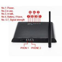 Buy cheap WCDMA to Analog PSTN Converter, 3G GSM Gateway, 3G GSM Fixed Wireless Cellular from wholesalers