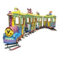 Buy cheap Fiberglass Backyard Track Train Rides from wholesalers