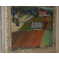 Buy cheap Old Painting Unknown Artist Impressionist style from wholesalers