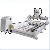 Buy cheap 4 Axis 4 Spindles 3d Cnc Router from wholesalers
