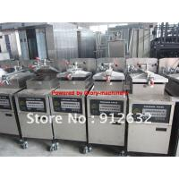 Buy cheap Natural gas fried chicken machine , Chicken fryer , nice quality , video supported from wholesalers