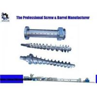 150MM Plastic Rubber Screw Barrel for Rubber Extruder Machine