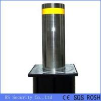 Buy cheap Electric Automatic Retractable Hydraulic Security Bollards from wholesalers