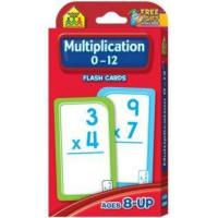 Buy cheap Flash Cards - Multiplication 0 - 12 from wholesalers