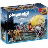 Playmobil #6005 - Hawk Knight`s with Camouflage Wagon