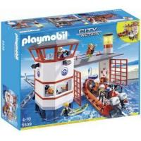 Buy cheap Playmobil #5539 - Coast Guard Station with Lighthouse from wholesalers